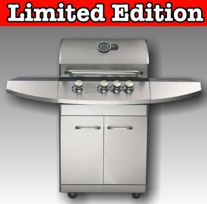 ultra chef gasgrill uc430sbpss limited edition grillkontor. Black Bedroom Furniture Sets. Home Design Ideas